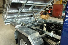 Ford Ranger  Tipping Deck