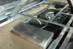 Ford Ranger Tipping Deck Detail