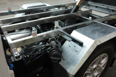 Ford Ranger Tipping Deck Details