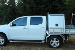 Isuzu D-Max With Storage