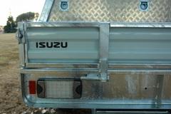 Isuzu D-Max Tailgate