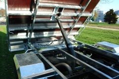 Isuzu D-Max Tipping Tray