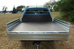 Toyota Hilux And Tow Bar